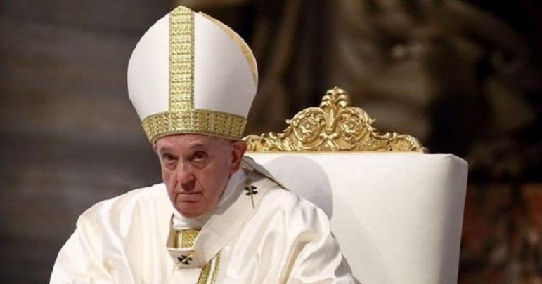 2 لاکھ 16 ہزار بچوں کے ساتھ جنسی استحصال پر پوپ فرانسس کا ردعمل