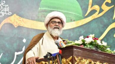 حضرت محمد ﷺ کی ذات مبارکہ پوری امت مسلمہ کے نکتہ اتحاد ہے